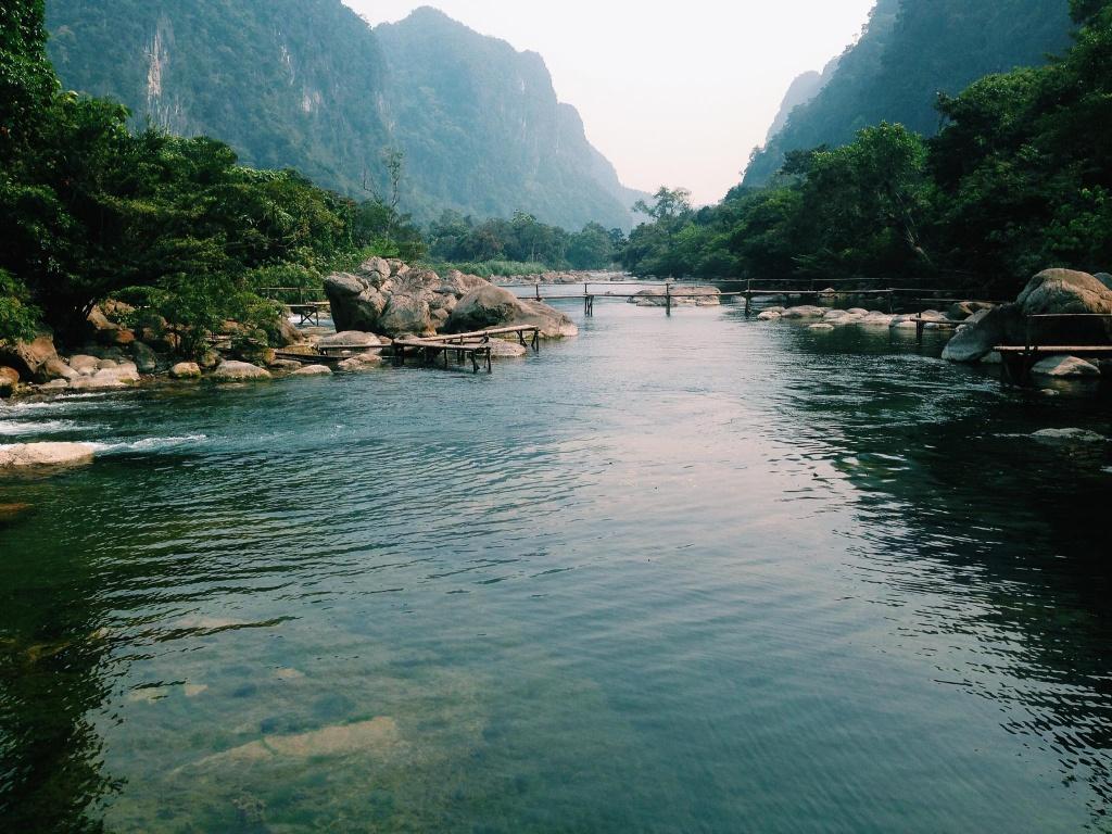 Suoi Nuoc Mooc dep nhu tien canh o Quang Binh hinh anh 6