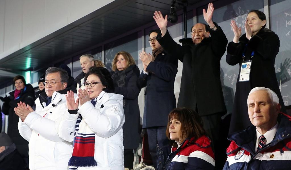 Trieu Tien huy cuoc gap em gai Kim Jong Un voi pho TT My vao phut chot hinh anh 3