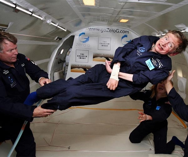 Co may cua 'ong gia thong minh nhat the gioi' Stephen Hawking hinh anh 2