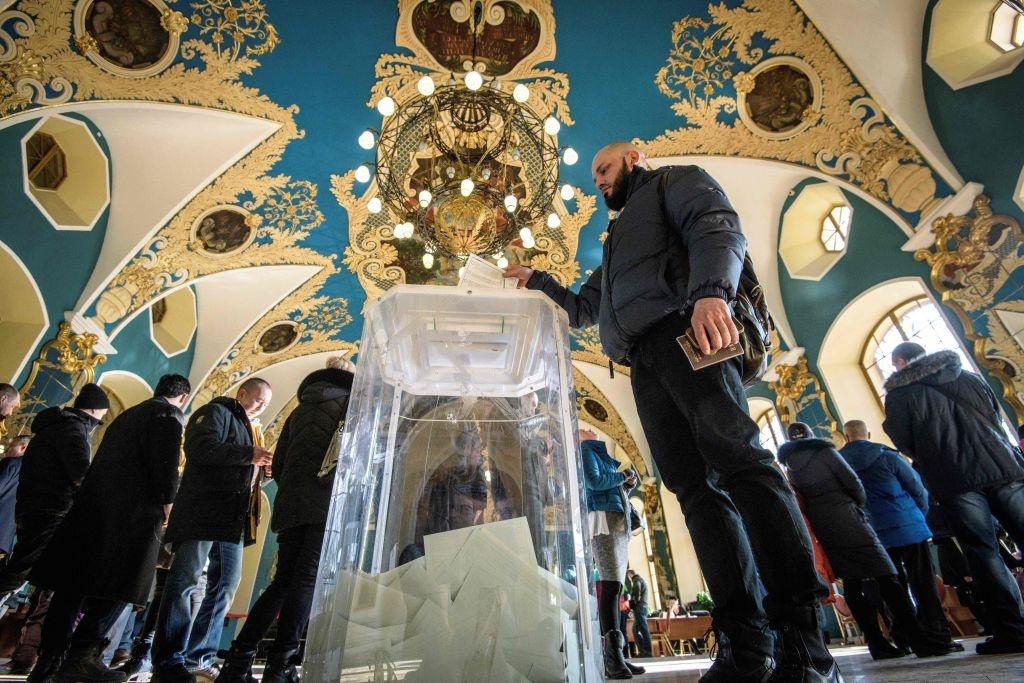 Thang ap dao, Putin lan thu 4 dac cu tong thong Nga hinh anh 2