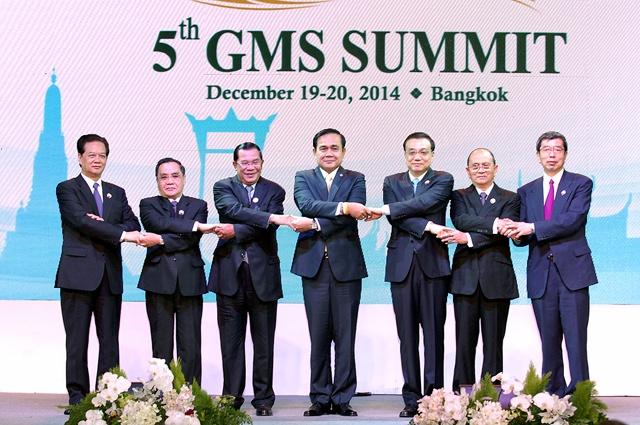Mekong: Dong song hop tac va phat trien hinh anh 2