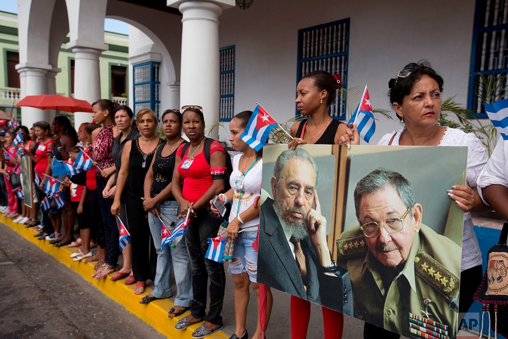 Gia dinh Fidel Castro anh 11
