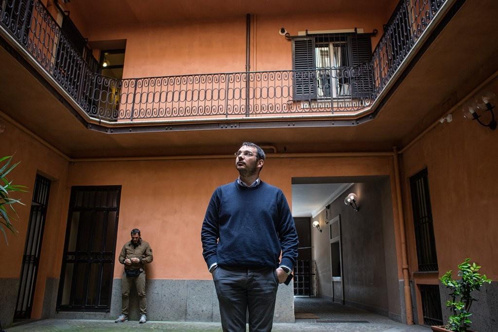 Dieu tra mafia: Phong vien Italy lam ban voi tu than hinh anh 1