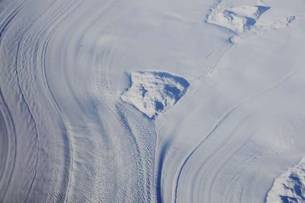 Song bang Greenland tan vo, dau hieu ro rang cua bien doi khi hau hinh anh 9