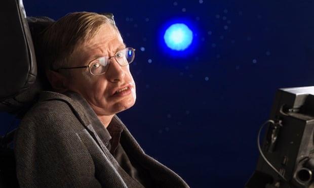 Cong bo tai lieu ho den Stephen Hawking nghien cuu truoc khi qua doi hinh anh 1