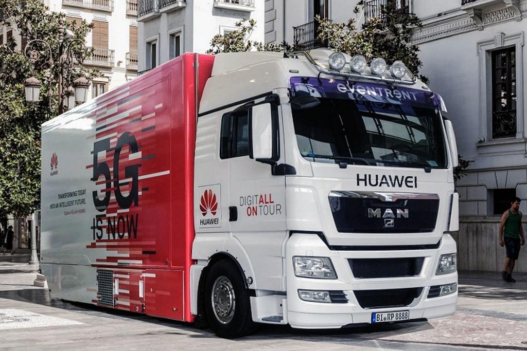 bat cong chua Huawei anh 1