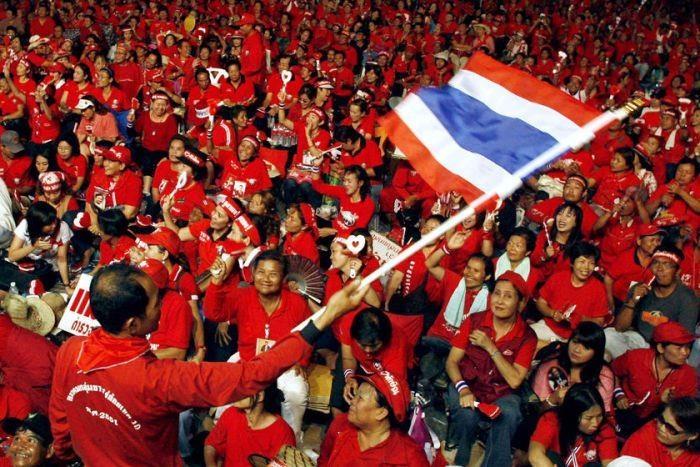 bau cu Thai Lan anh 2