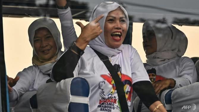Mua phieu bau cu Indonesia anh 3