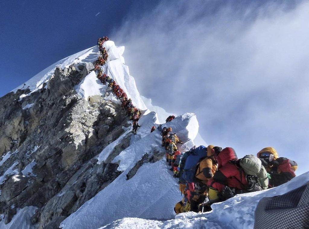 chet tren duong leo nui Everest anh 2