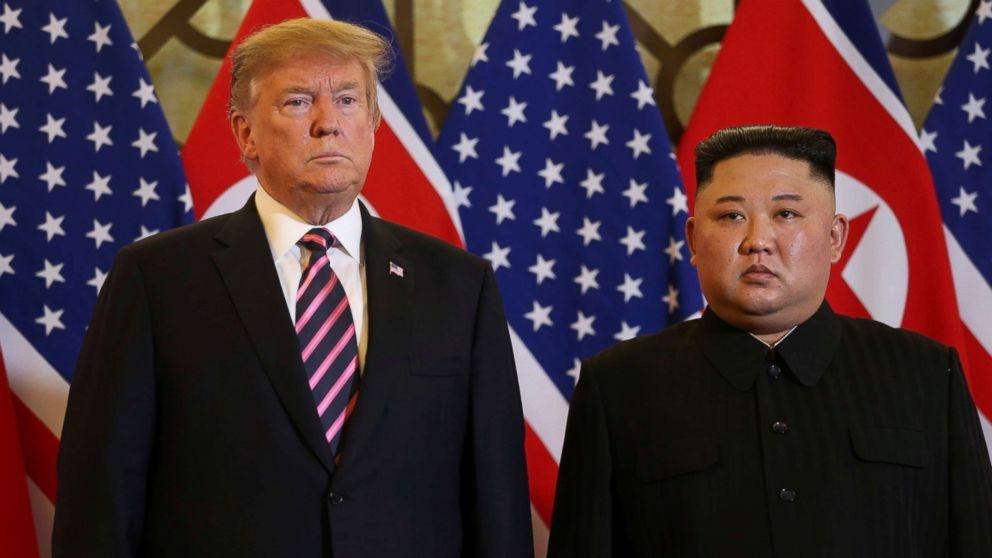 Trieu Tien va nhung thach thuc doi ngoai cua TT Trump trong nam 2020 hinh anh 2 trump_kim.jpg