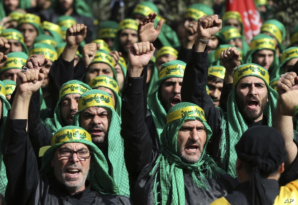 Sat hai tuong Iran, TT Trump khien My khong con duong lui o Trung Dong hinh anh 2 Hezbollah.jpg