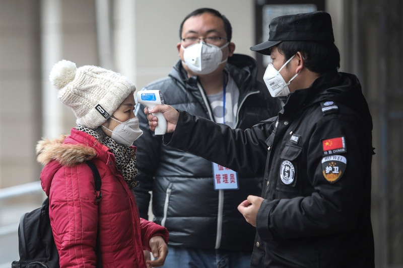 Dong thai chua tung thay cua Trung Quoc vi virus Vu Han hinh anh 1 cach_ly_1.jpg