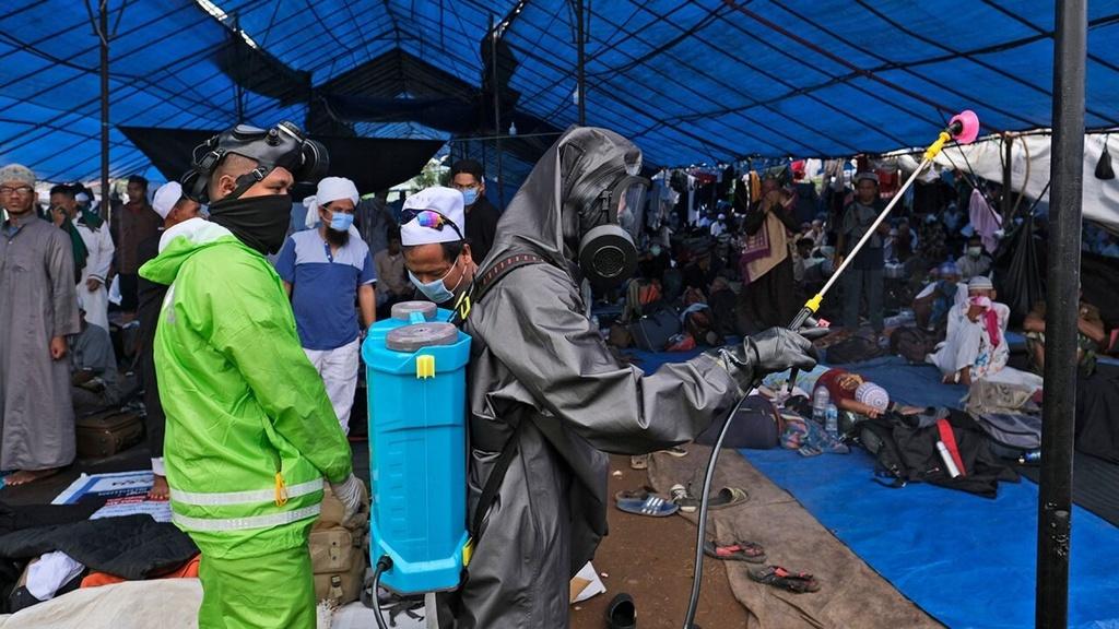 'Chung toi khong so virus' - bom lay nhiem bi kich hoat o Malaysia hinh anh 3 tg4.jpg