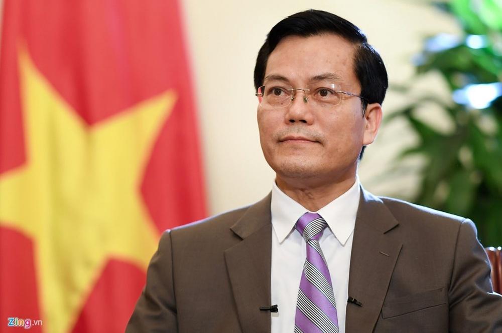 Viet Nam va My thuong xuyen trao doi cac bien phap doi pho Covid-19 hinh anh 1 DS_HKN.jpg