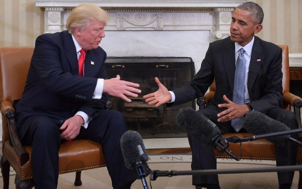Dong thai hiem thay cua ong Obama voi TT Trump giua dai dich hinh anh 1 Obama_1.jpg
