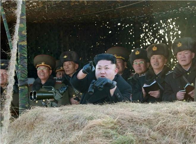 ong Kim Jong Un anh 2