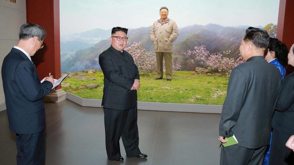 ong Kim Jong Un anh 3