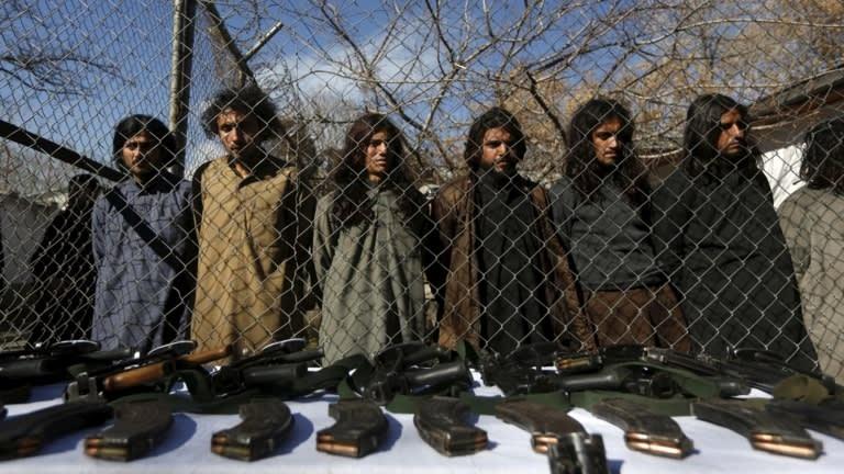 Taliban de doa Vanh dai,  Con duong anh 2