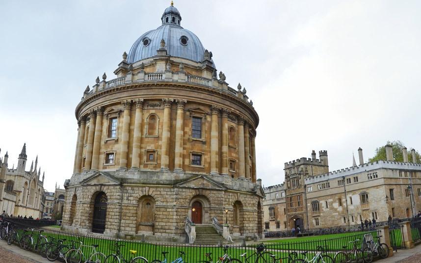 Top 10 thanh pho dep nhat the gioi hinh anh 7 Oxford, Anh:  Đây được coi là