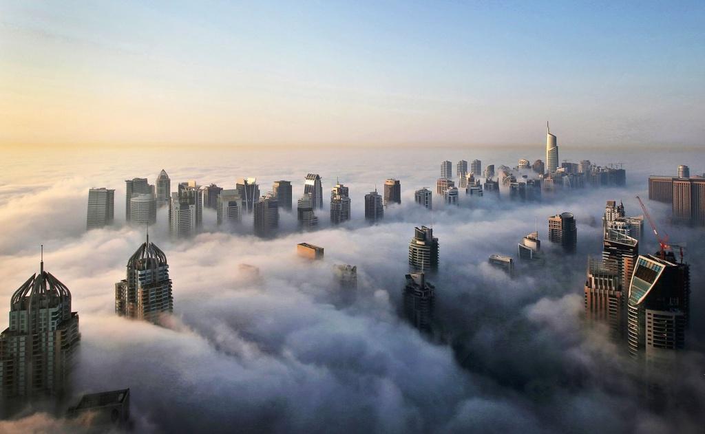 Cuoc song xa xi o xu so dieu ky Dubai hinh anh 1
