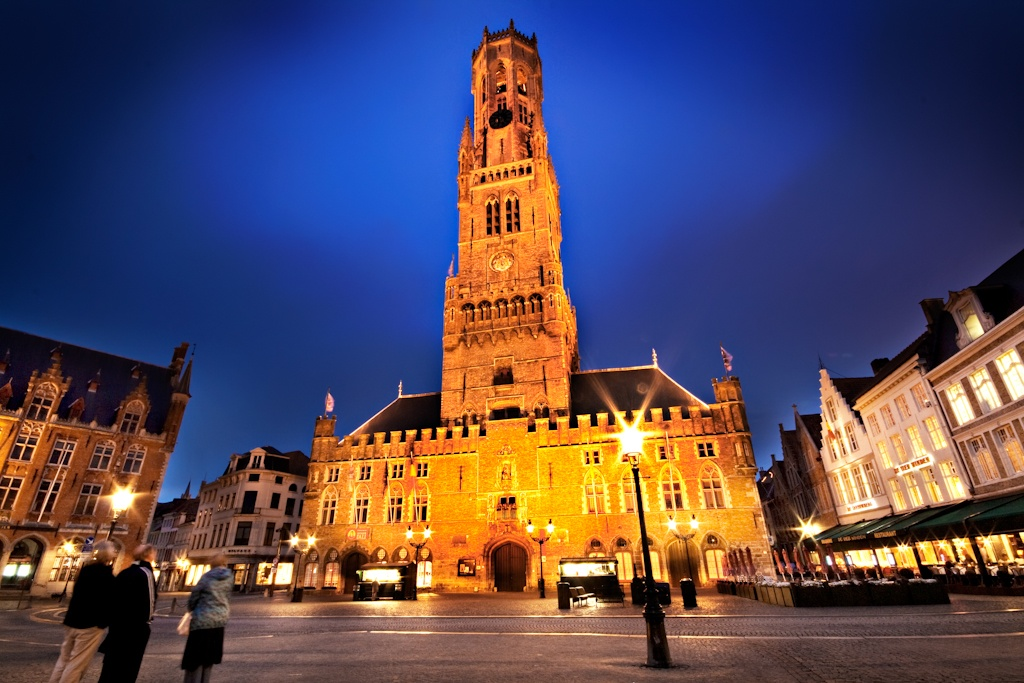Bruges - thanh pho co tich o chau Au hinh anh 2