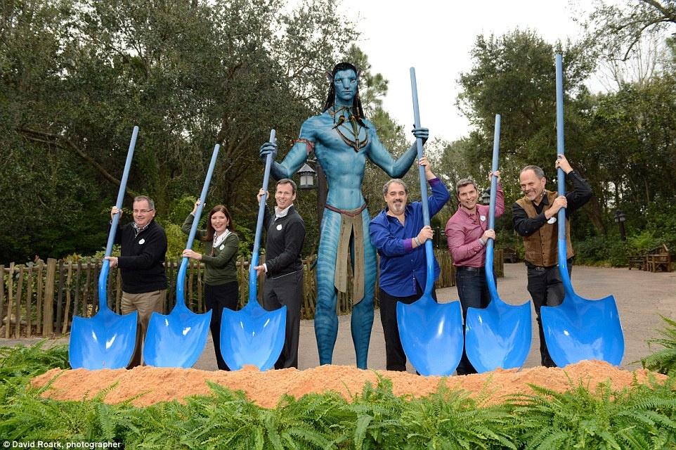 Disneyland mo cua Pandora,  The World of Avatar anh 7