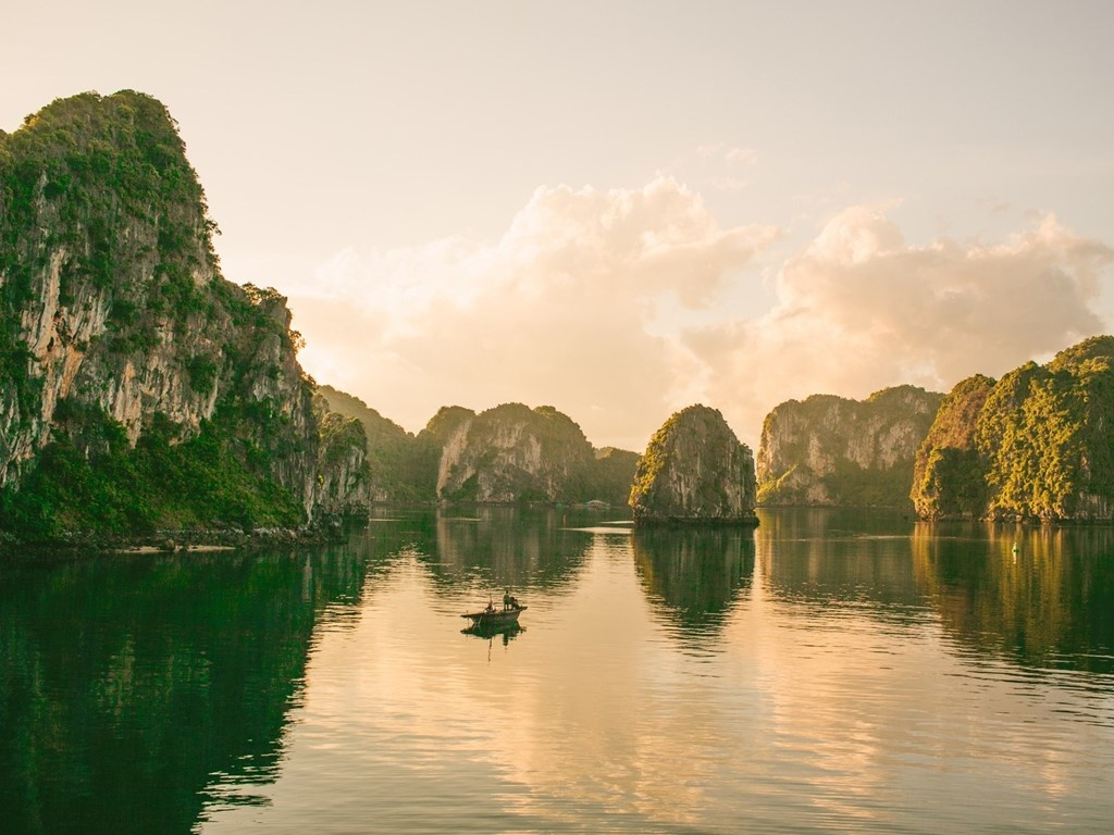 Viet Nam la diem du lich gia re cua nam 2017 hinh anh 1