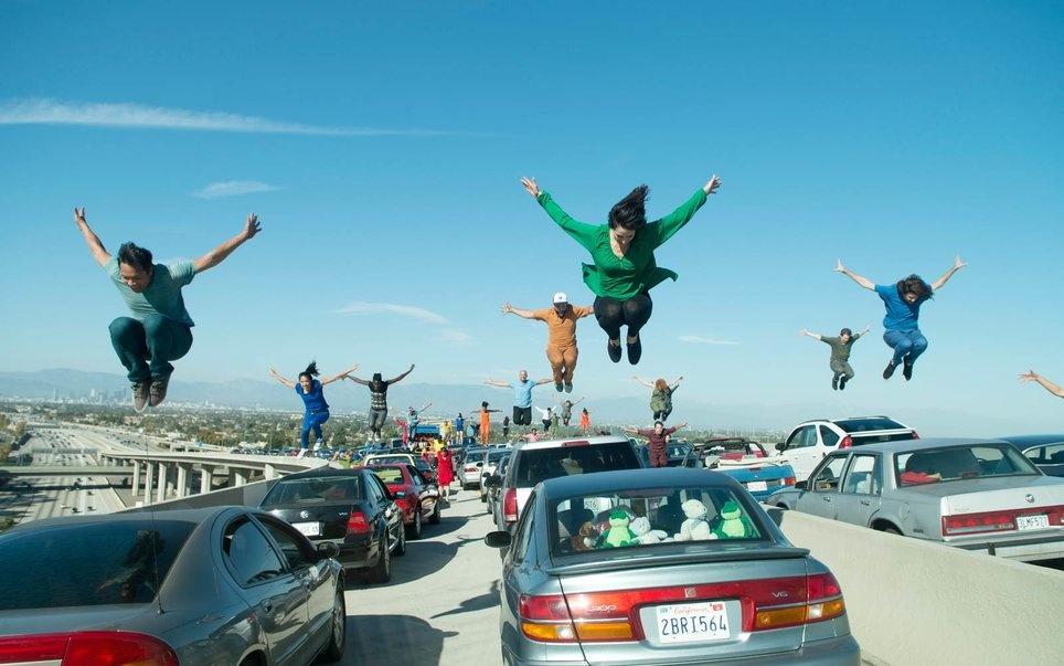 Thanh pho Los Angeles trong La La Land anh 10