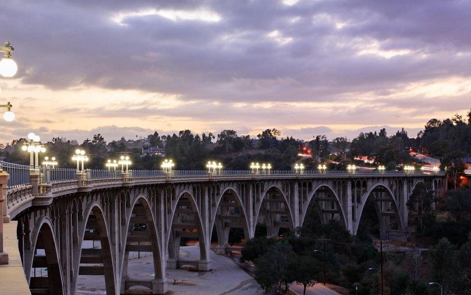 Thanh pho Los Angeles trong La La Land anh 7