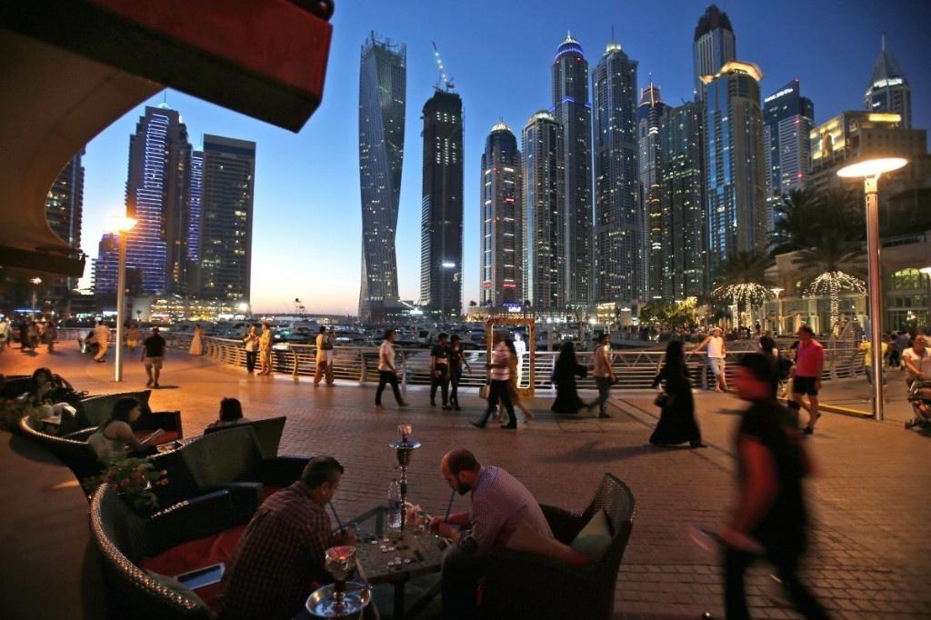 Hinh anh cho thay Dubai xung danh 'Manhattan vung Trung Dong' hinh anh 17