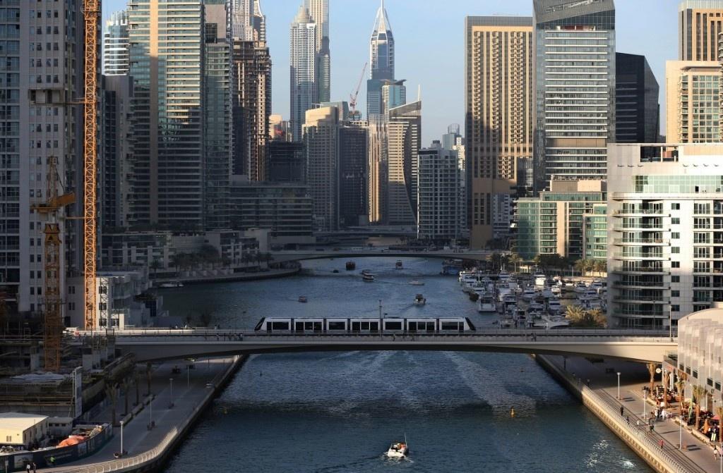 Hinh anh cho thay Dubai xung danh 'Manhattan vung Trung Dong' hinh anh 2
