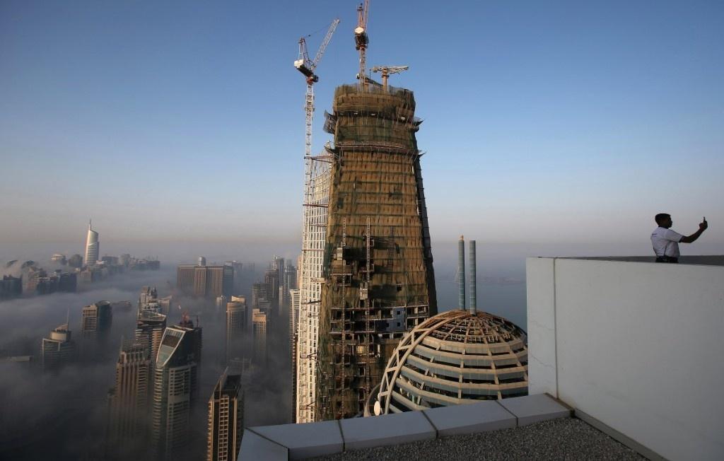 Hinh anh cho thay Dubai xung danh 'Manhattan vung Trung Dong' hinh anh 5