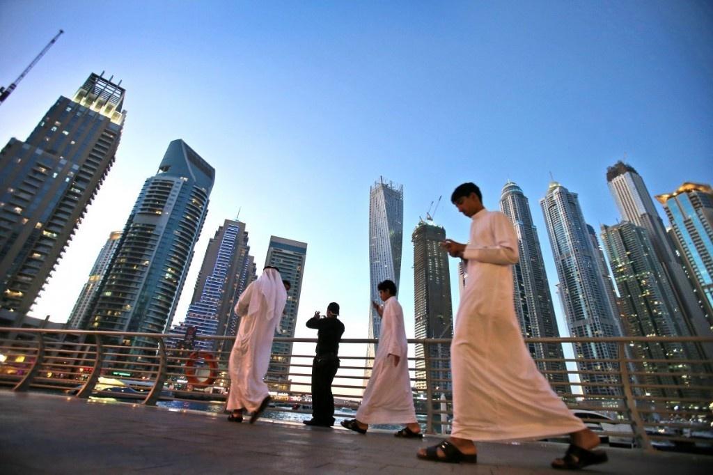 Hinh anh cho thay Dubai xung danh 'Manhattan vung Trung Dong' hinh anh 6