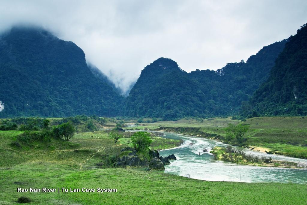 Phim truong tu nhien hung vi cua 'Kong: Skull Island' o Quang Binh hinh anh 3