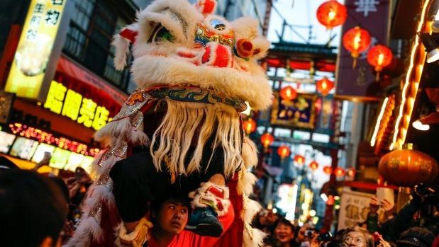 Chinatown o chau A anh 1