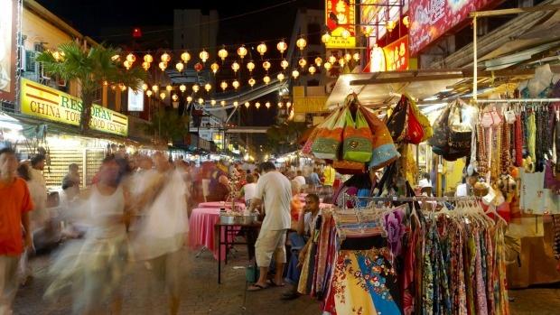 Chinatown o chau A anh 5