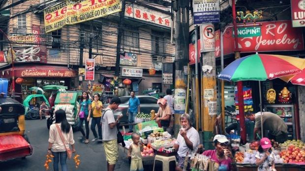 Chinatown o chau A anh 6
