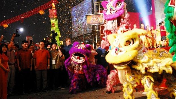 Chinatown o chau A anh 10