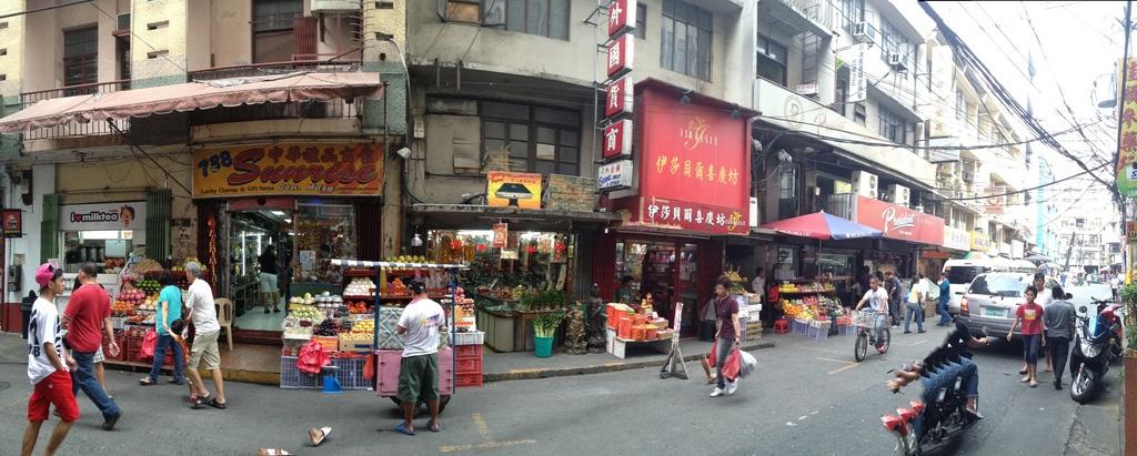 Chinatown o chau A anh 7