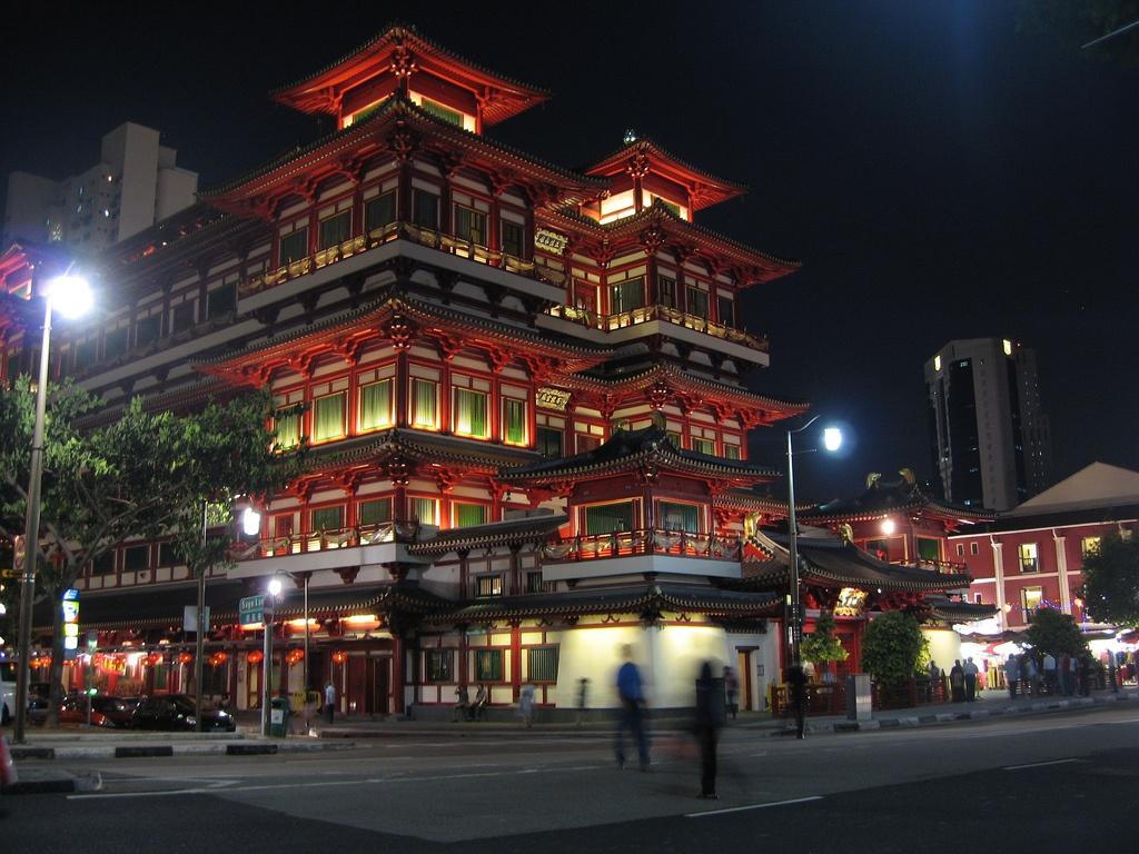Chinatown o chau A anh 11