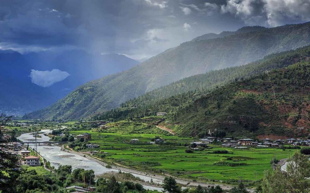 du lich Bhutan anh 1
