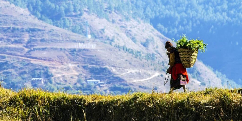 du lich Bhutan anh 10
