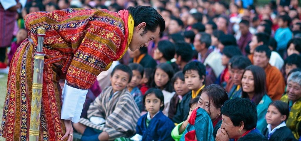 du lich Bhutan anh 5