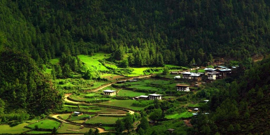 du lich Bhutan anh 8