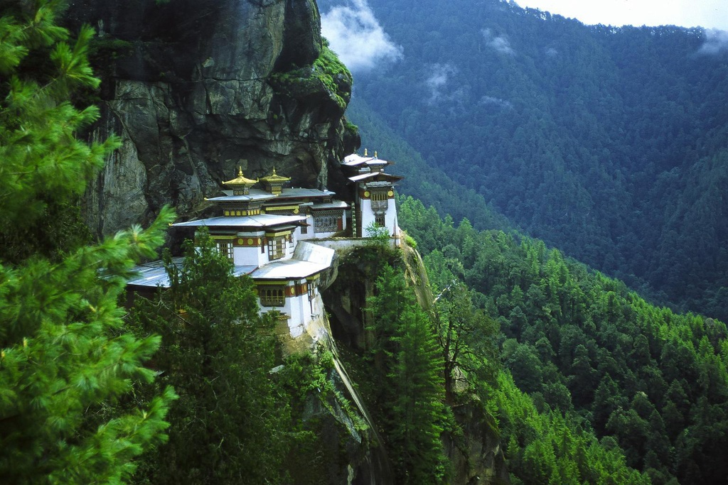 du lich Bhutan anh 2