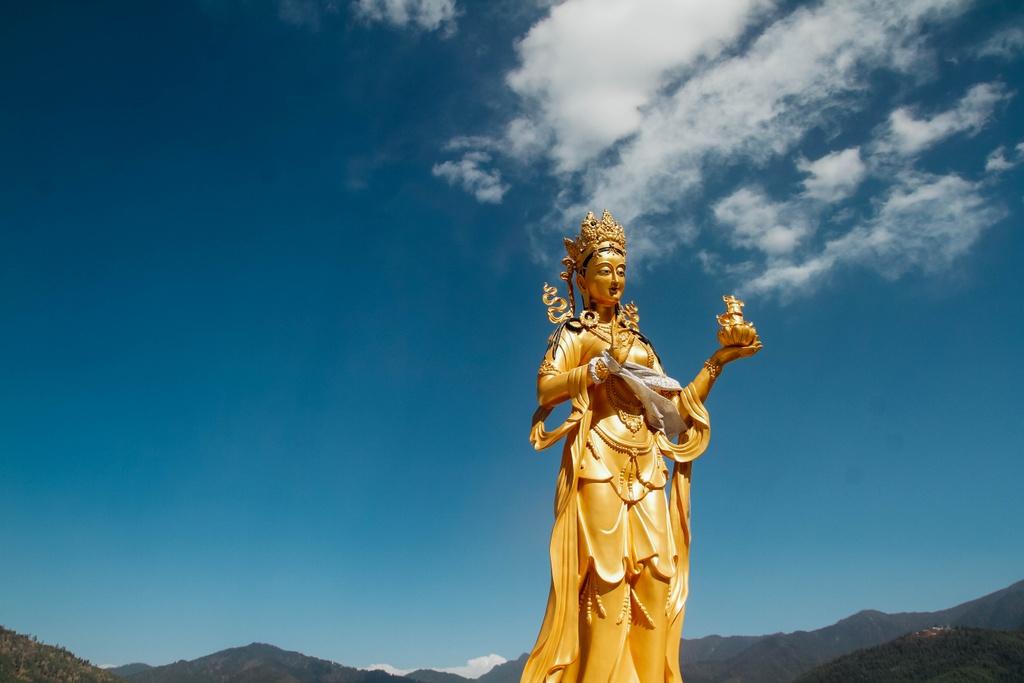 Den Bhutan tim phan con lai cua thien duong hinh anh 3