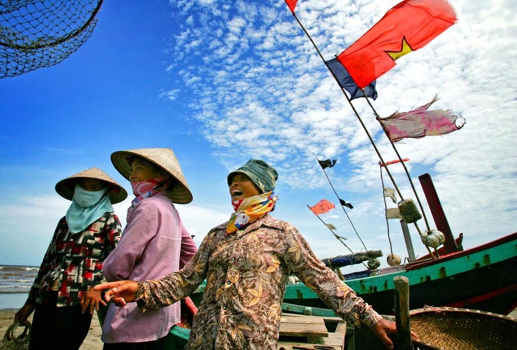 Dau an Viet Nam qua ong kinh nhiep anh gia Viet Thanh hinh anh 7