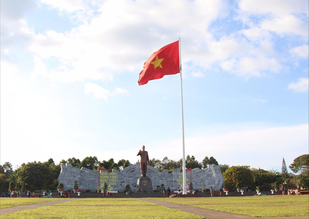Ve dep Gia Lai trong bo anh Dau an Viet Nam anh 12