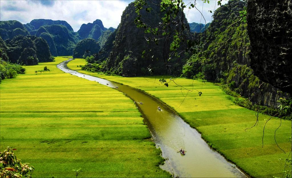 Non nuoc Ninh Binh dam chat 'Dau an Viet Nam' hinh anh 1