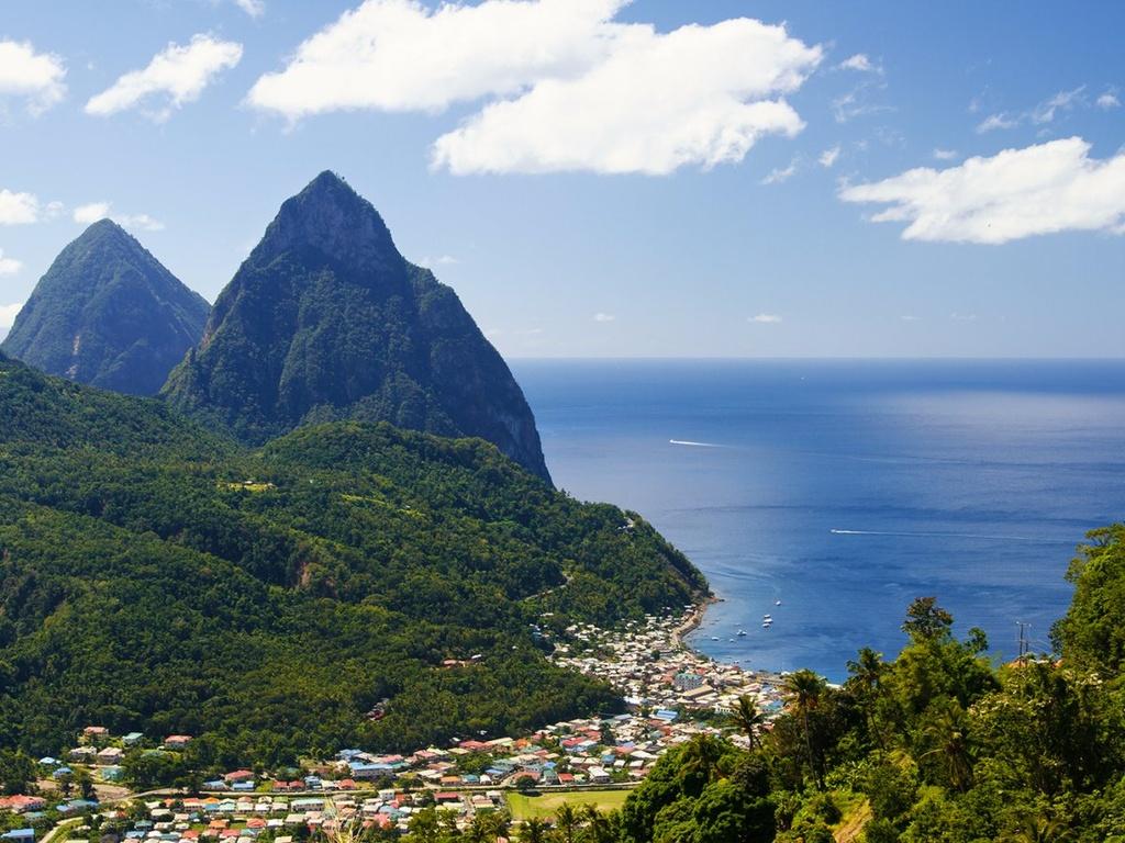 Kết quả hình ảnh cho kinh nghiệm du lịch Saint Lucia